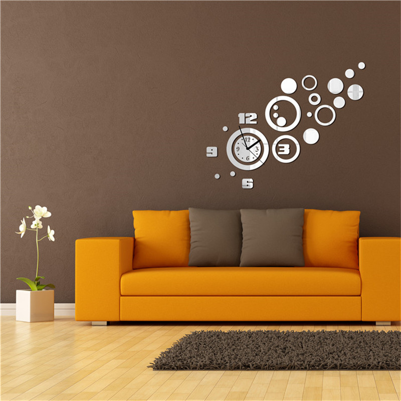 Clock Wall Decor wall clock decor | solar design