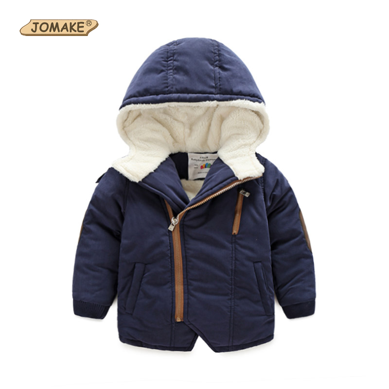 Children Parkas Winter Kids Warm Coat Thicken Fleece Hooded Jackets For Girls and Boys Outerwear New Fashion Children Clothes children winter coats jacket baby boys warm outerwear thickening outdoors kids snow proof coat parkas cotton padded clothes