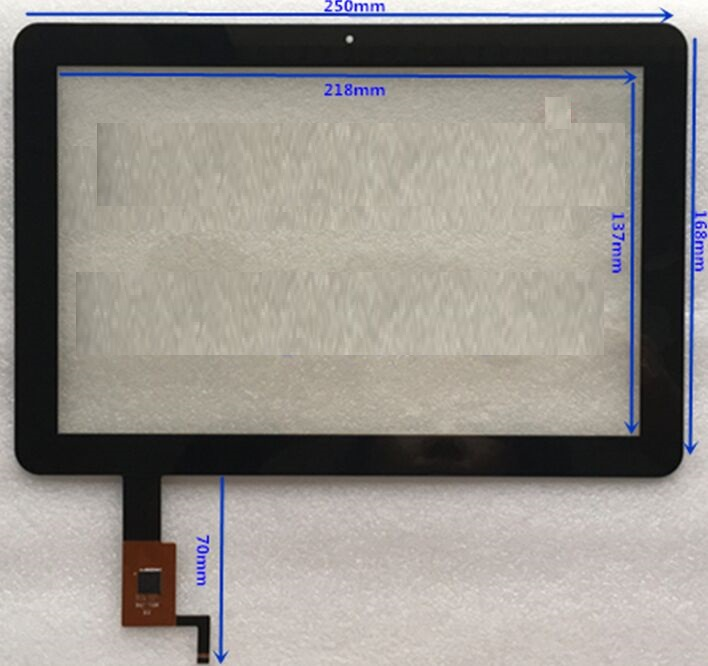 New Touch screen Digitizer For 10.1 Digma TS1012E Tablet outer Touch panel Glass Sensor replacement Free Shipping tablet touch flex cable for microsoft surface pro 4 touch screen digitizer flex cable replacement repair fix part