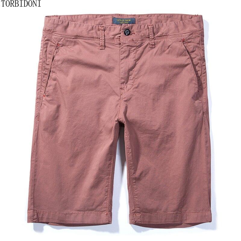 Slim Shorts Homme Men Cotton Fashion Jogger Shorts Trousers New Fitness Shorts Casual Pantalon Corto Hombre Simple Europe Shorts