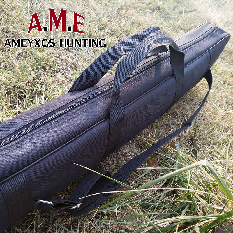1 Piece 82cm Bow Bag Archery Take-down Pocket Recurve Bow Case Portable Easily Carry Bag Rolled-up Recurve Bow Hunting Case