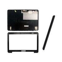 노트북 커버 아수스 a555 x555 k555 f555 w519l vm590l vm510 lcd 뒷면 커버/lcd 전면 베젤/플라스틱 경첩 커버 13nb0621ap0811