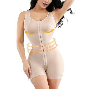 Image 1 - Lover Beauty Full Body shaper Modeling Shapewear Waist Cincher Underbust Bodysuit Slimming Waist Trainer Seamless Shapewear