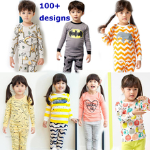 Dětské pyžamo 100% bavlna s hezkými obrázky