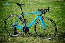 Chinese OEM Full Carbon Fiber Road SOBATO Bike 5800/6800 Groupset Carbon Bicycle DIY Color Complete Carbon Bike 22 Speed