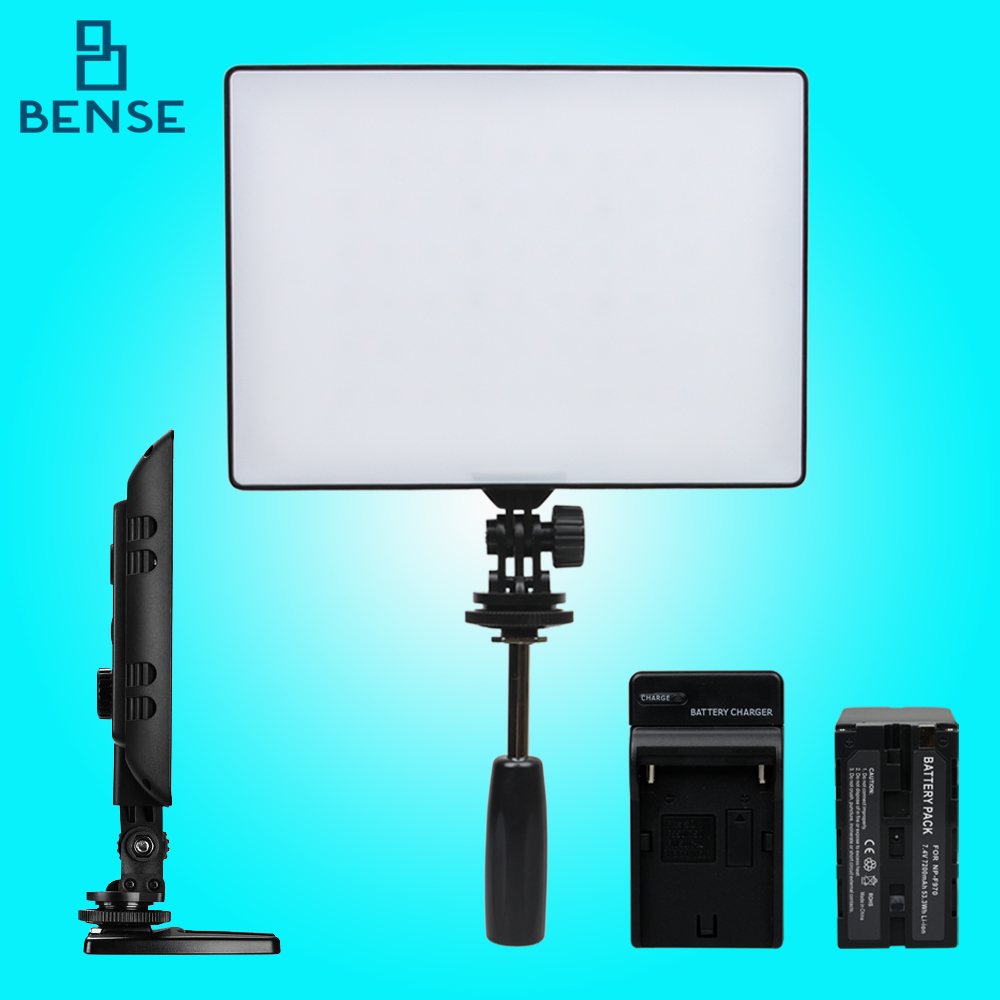 ФОТО YONGNUO YN-300 Air 3200K-5500K  LED Camera Video Light  LED Videocamera Luce with 7200mAh NP-F970  Battery + Charger kit