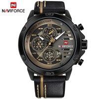 Men Watches Top Luxury Brand NAVIFORCE Men S Sport Military Waterproof Watch Analog 24 Hour Date
