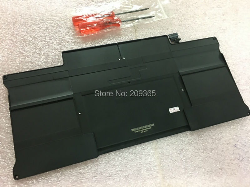 A1496 Battery For Apple MacBook Air 13 A1466(Mid 2013 / Early 2014) with +2 Screwdrivers
