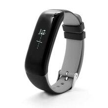 P1 Smart Браслет артериального давления смарт-браслет монитор сердечного ритма SmartBand Bluetooth фитнес для Android IOS Телефон VS miband2