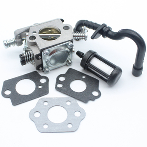 Image 4 - Carburetor Gasket Kit For STIHL 017 018 MS170 MS180 MS 180 170 Chainsaw Parts Walbro Carb 11301200603, 11301200608