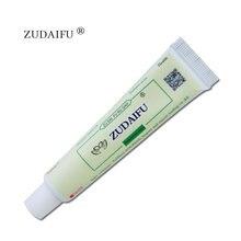 Creme anti-bacteriano erval de zudaifu para pele externa anti-coceira cuidados com o corpo creme para psoríase dermatite eczema prurido