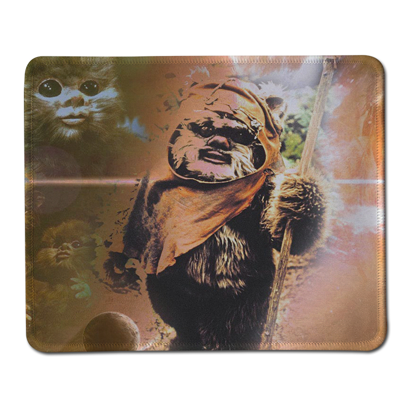 250*300*2mm Star Wars Gaming Mouse Pad Soft Rubber Black Desk Computer Mousepads Locking Edge Durable Game Speed Mice Mat