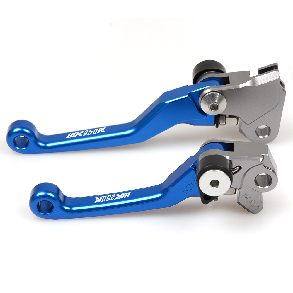 Motocross dirt bike Pivot Brake Clutch Levers for YAMAHA WR250R/X WR 250R WR 250 R 2007-2018 2008 09 10 11 2012 2013 14 15 16 17
