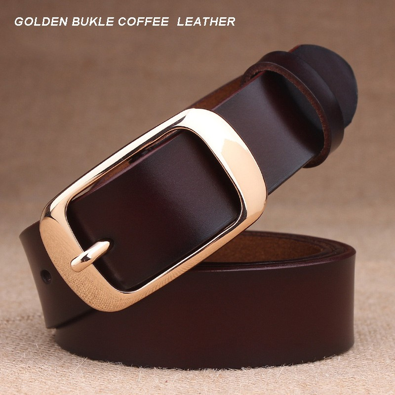 GOLDEN BUKLE COFFEE  LEATHER