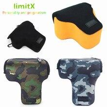 Camera Case for Panasonic LUMIX G7 G8 G6 G5 G3 G2 GH4 GH3 GH2 GH1 G85 G80 G81 w/ 12 60mm 45 150mm 12 35mm 14 45mm 14 140mm lens