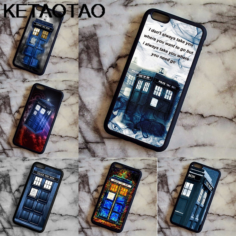 Phone Bags & Cases Buy Cheap Ketaotao Holmes Tardis Of Doctor Who Rigid Phone Cases For Samsung S4 5 6 7 8 9 Plus Note 4 5 7 8 Case Soft Tpu Rubber Silicone Careful Calculation And Strict Budgeting