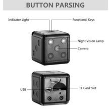 1080P Mini Camera Night Vision Camcorder