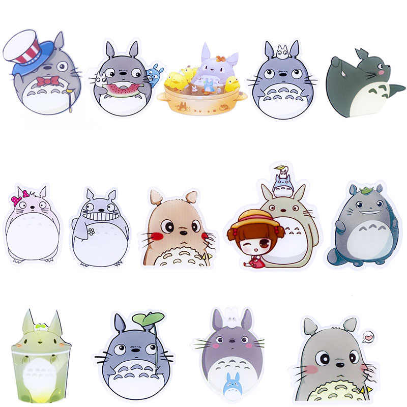 Japan Anime Brooch Cloth Badge Pins Tonari no Totoro Icon Insigne Home Car Girl Backpack Decor Child Game Cosplay Prize