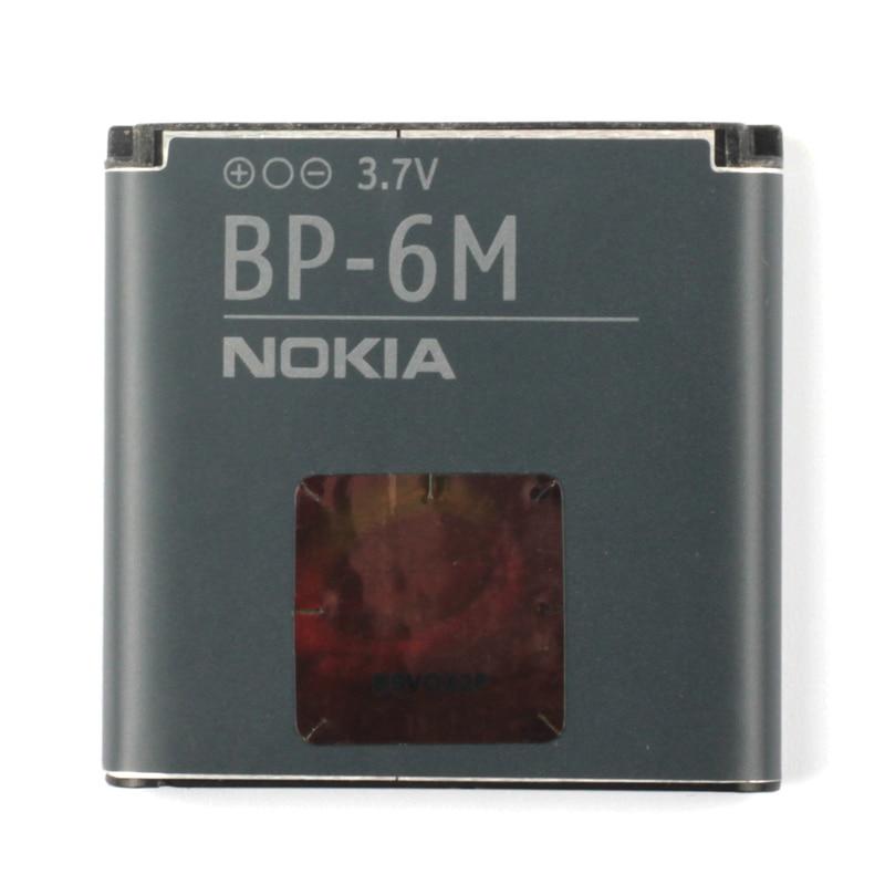 Original <font><b>Nokia</b></font> BP-6M <font><b>phone</b></font> battery for <font><b>Nokia</b></font> N73 N77 N93 N93S 3250 6151 <font><b>6233</b></font> 6234 6280 6288 6290 9300I 9300 BP6M