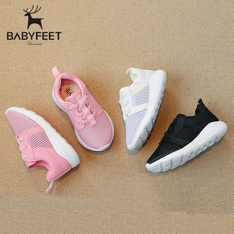 2017 Summer babyfeet 0-3Y Children sneakers toddle shoes breathable Mesh shoes Boys girls kids sport net running kids classic new kids sneakers boys running shoes breathable mesh fashion kids shoes boys girls sport shoes kids casual sapatos infant