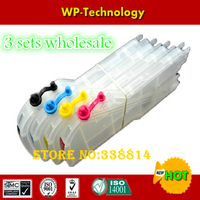 3 Sets High Capacity Empty Refill Cartridge Suit For LC39 LC985 Suit For Brother J125