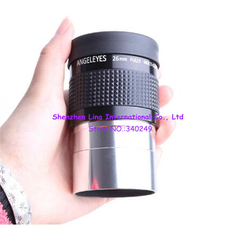 Angeleyes 2 Inches 26mm Multi layer Coating Angel26mm Eyepiece Telescope Accessories
