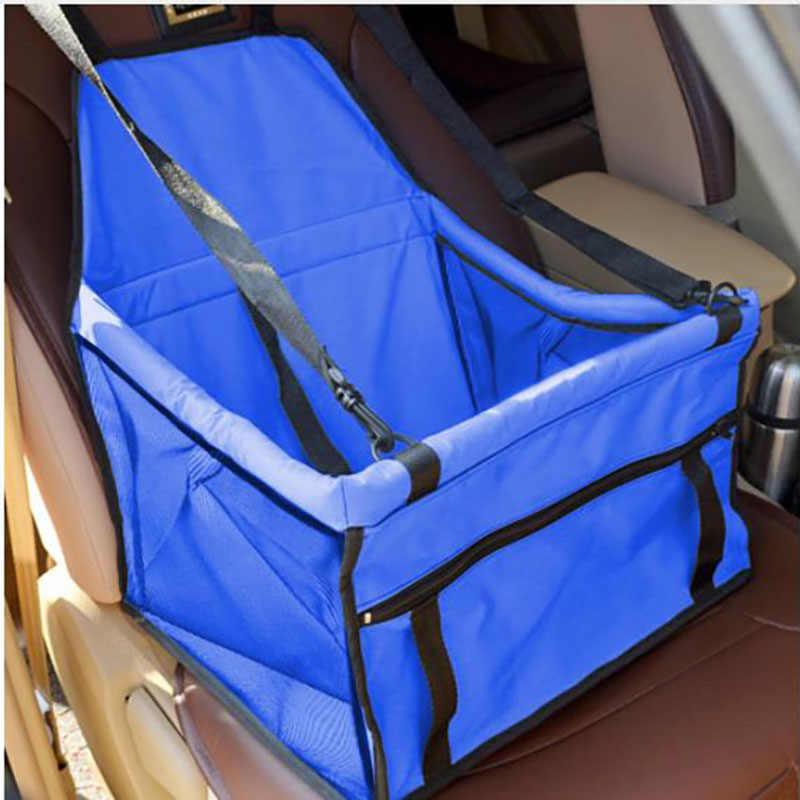 Pet Portador Do Cão Almofada Do Assento de Carro Seguro Carry Casa Filhote de Gato Acessórios Do Cão À Prova D' Água Saco de Viagem de Carro Assento Bag Basket pet Products85