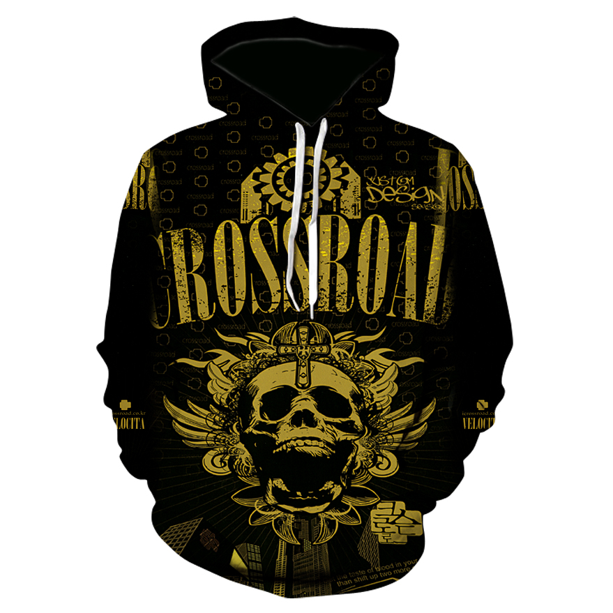 New 3d Marvel Punisher Skull Mens Hoody Sweatshirts Fashion Hoodie Hip Hop Hoodies Men Brand Streetwear Tracksuits Sweat Hood