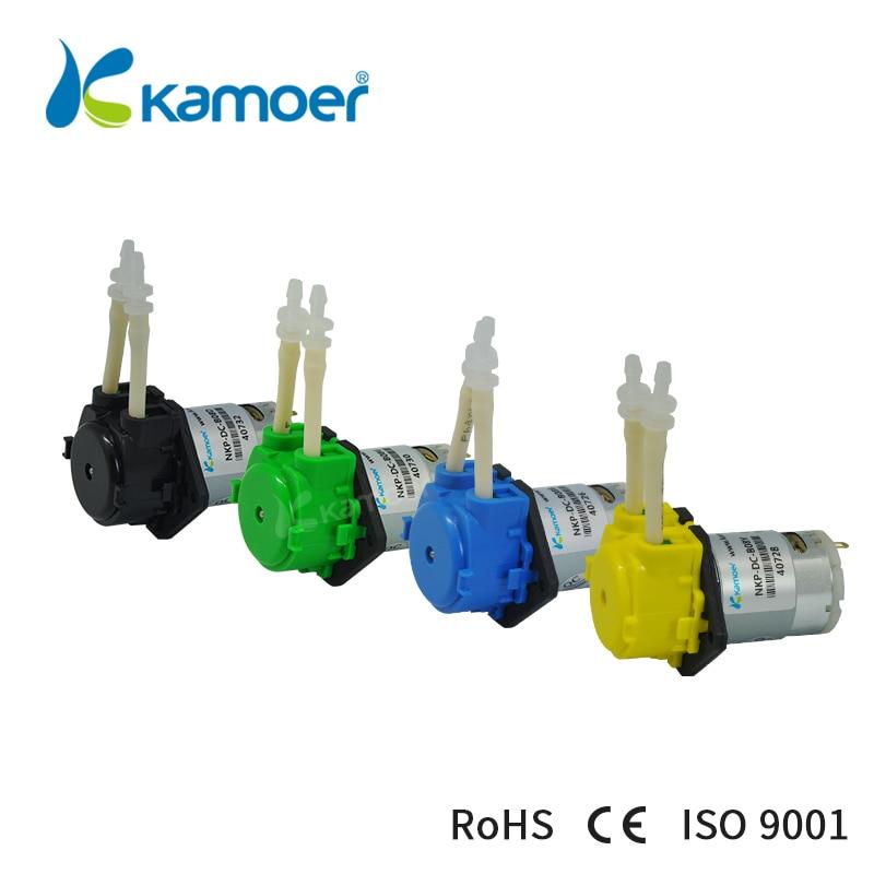 Kamoer 12V DC DIY Dosing Pump Peristaltic Dosing Head For Aquarium Lab Analytical Water