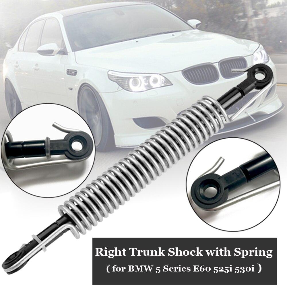 Spring+Shock Absorber Rear Trunk Lid Holder Set 51247141490 For BMW 5-SERIES E60