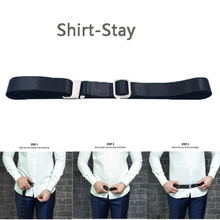 New Shirt Stays Men/Women Garters Elastic Nylon Adjustable Holders Crease-Resistance Belt Holder Suspenders