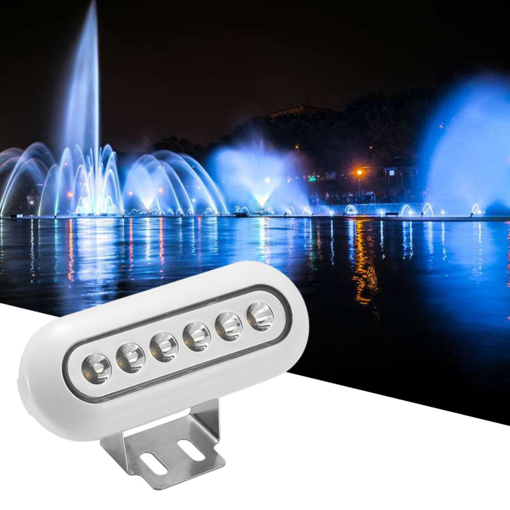 DC12V IP68 Underwater Marine Pool LED Lights Swimming Pool Boat Lighting Decoration Stainless Steel(WWCWBLUERGB)-in LED Underwater Lights from Lights ...  sc 1 st  AliExpress.com & DC12V IP68 Underwater Marine Pool LED Lights Swimming Pool Boat ...
