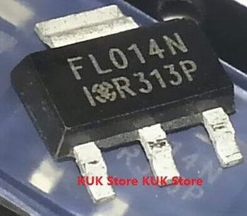 100% Original nuevo IRFL014NTRPBF IRFL014N IRFL014 FL014N FL014 SOT-223 50 unids/lote