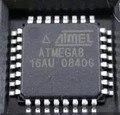 10pcs/lot ATMEGA8-16AU ATMEGA8 ATMEL TQFP-32 100% NEW