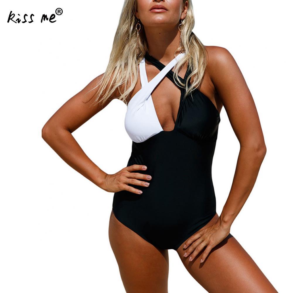 One Piece Swimsuit 2018 Sexy Swimwear Women Bathing Suit Swim Vintage Summer Beach Wear Black Lace Push Up Monokini Swimsuit xxl