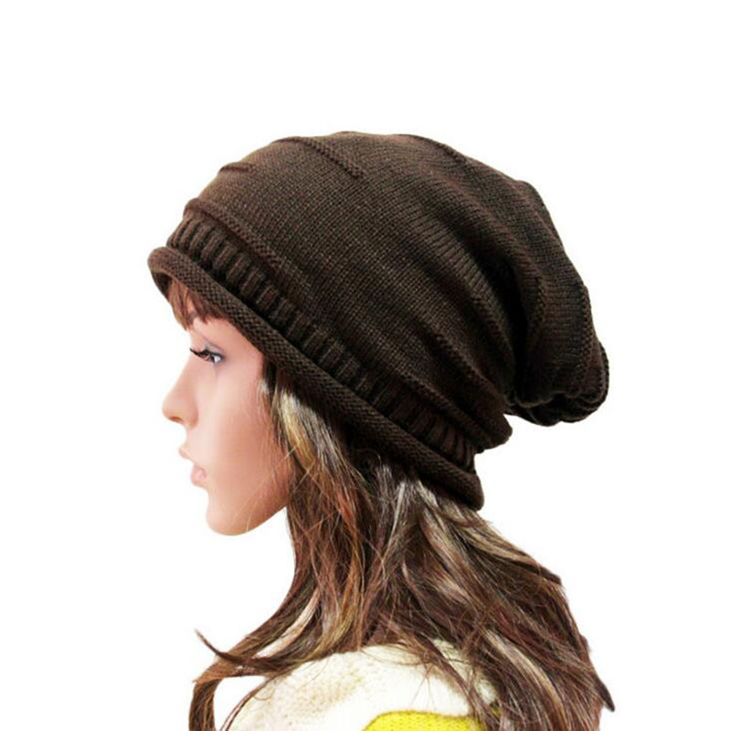 New 2016 Hat Female Unisex Cotton Solid Warm Soft Hot HIP HOP Women's Knitted Winter Hats For Men Women Caps for Adult new 2016 winter hat nasa men women unisex solid brand hot sale warm casual knitted hip hop caps hat female skullies beanies