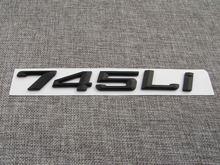 Матовые черные буквы abs с цифрами и надписями значок в багажник