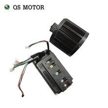 11.11 compras fextival QS 3000 w 138 70 H meados de acionamento do motor com controlador de velocidade máxima EM150S 100kph