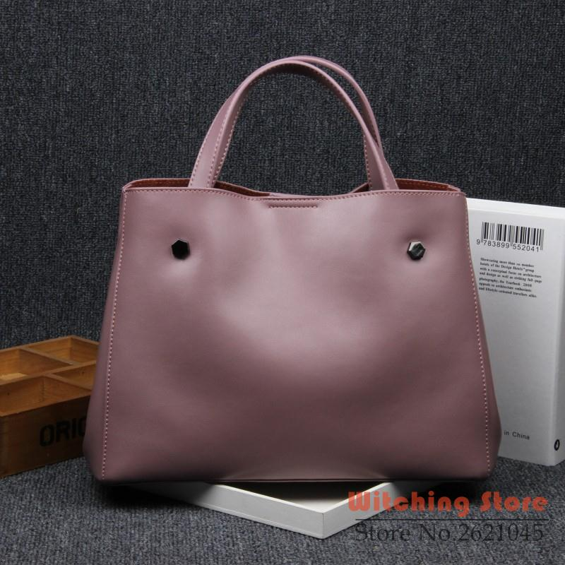 Perfect# direct supply of  new winter fashion leather handbag star shoulder diag