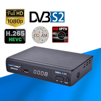 SATXTREM X800 Nova DVB S DVB S2 Satellite Receiver 1080P HD Tv Tuner With 8 Lines Cccam Server For 1 Year Europe Spain Portugal
