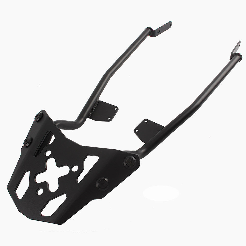 LJBKOALL MT-07 FZ-07 Motorcycle Black Rear Luggage Rack Carrier with Bolts for Yamaha MT 07 FZ07 MT07 FZ 07 2014 2015 2016 2017 free shipping motorcycle mt07 fz07 new coolant recovery tank shielding cover for yamaha mt 07 fz 07 mt fz 07 2014 2015