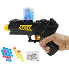 Пневматического пейнтбольный пластмассовые пушки cs съемки пуля маркер мягкой летние мягкая
