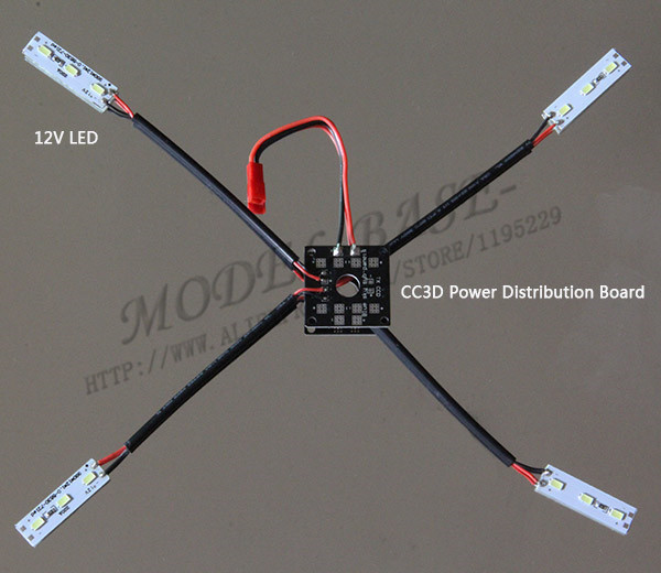 Quadcopter power distribution board wiring diagram wiring diagrams qav250 cc3d mini power distribution board control x1 led light rhaliexpress quadcopter power distribution board asfbconference2016 Choice Image