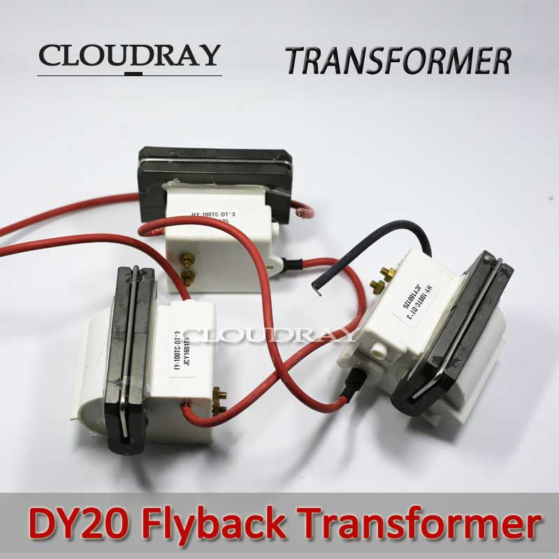 Cloudray Flyback Transformer 220v to 110v Autotransformer Transformer For RECI DY20 Co2 Laser Power Supply Flyback-DY20 bsc25 n0349 tf4213ag tf 0149 ojg flyback transformer by changshu yinying