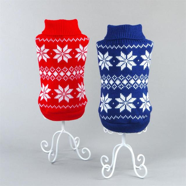 Dachshunds Clothes with Snowflakes