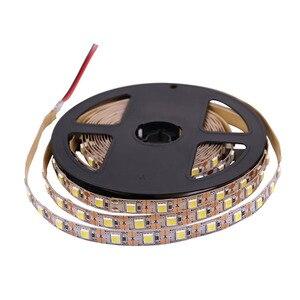 Image 4 - DC 5 ボルトの Usb インタフェース LED 粘着テープ SMD 5050 ストリップライトランプ 50 センチメートル 1 メートル 2 メートル 3 メートル 4 メートル 5 メートル 60 leds/m テレビデスクライトウォームホワイト赤