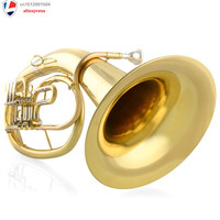 Mall genuine musical instrument sounds Jinbao licensing JBBR 1211 flat key bB Euphonium lifetime warranty