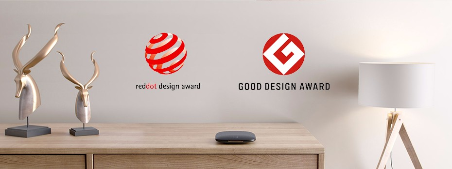 mi tv box award