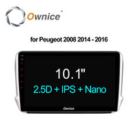 Ownice C500 10 1 Android 6 0 Octa 8 Core Car DVD GPS Radio Player For