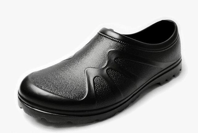 Küche arbeitsschuhe Workboot Wasserdichte Chef Schuhe für mann ...